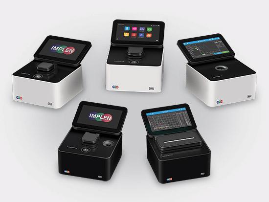 implen microvolume nanophotometers spectrophotometers NanoDrop™ alternative main features