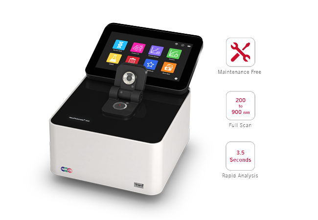 implen, nanophotometer, spectrophotometer, nanodrop alternative, nano drop, Best-in-class-microvolume-spectroscopy