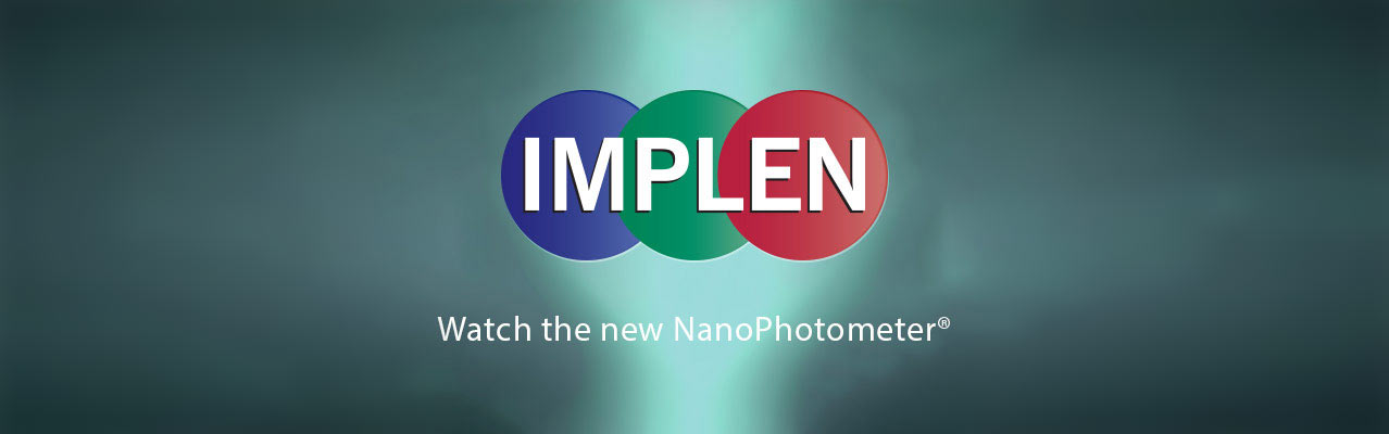 implen, nanophotometer, spectrophotometer, nanodrop alternative, nano drop,