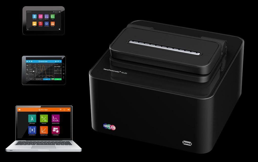 N120-12-channel-implen-nanophotometer-spectrophotometer-nanodrop-alternative-flexible-unit-control