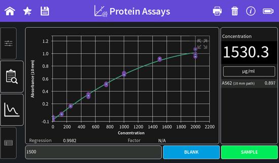 best-in-class-protein-assay-spectrophotometer-bradford-assay-implen-nanophotometer-alternative-to-nanodrop-result